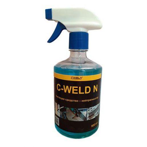 C-WELD N -  нейтрализатор для электрохимической пассивации сварных швов