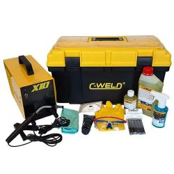Аппарат для электрохимической очистки сварных швов C-WELD X10 AC/DC