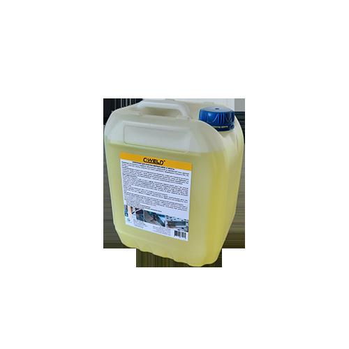 Электролит для очистки и пассивации сварных швов нержавеющей стали C-WELD S 5 л.