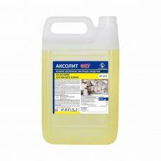 Моющее дезинфицирующее средство с активным хлором АКСОЛИТ Ф27