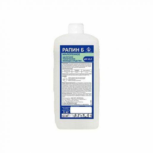 Щелочное моющее средство на основе РАПИН Б