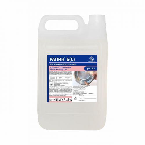 Моющее средство для алюминиевых деталей РАПИН Б (С)