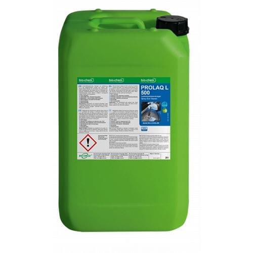 Средство для очистки краскопультов от краски и лака PROLAQ L 500