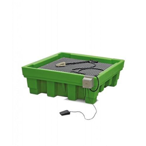 Установка для мойки крупногабаритных деталей CLEAN BOX Max 1