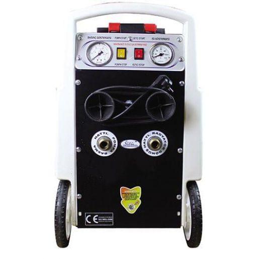 Промывочный насос для очистки теплообменников PROF-01