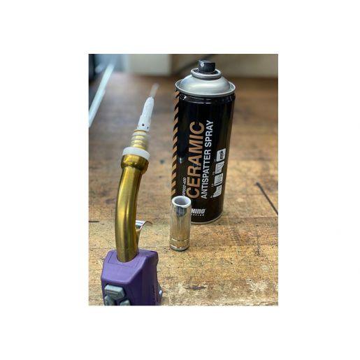 Сварочный керамический спрей против налипания сварочных брызг CERAMIC Anti-Spatter Spray RP002-400